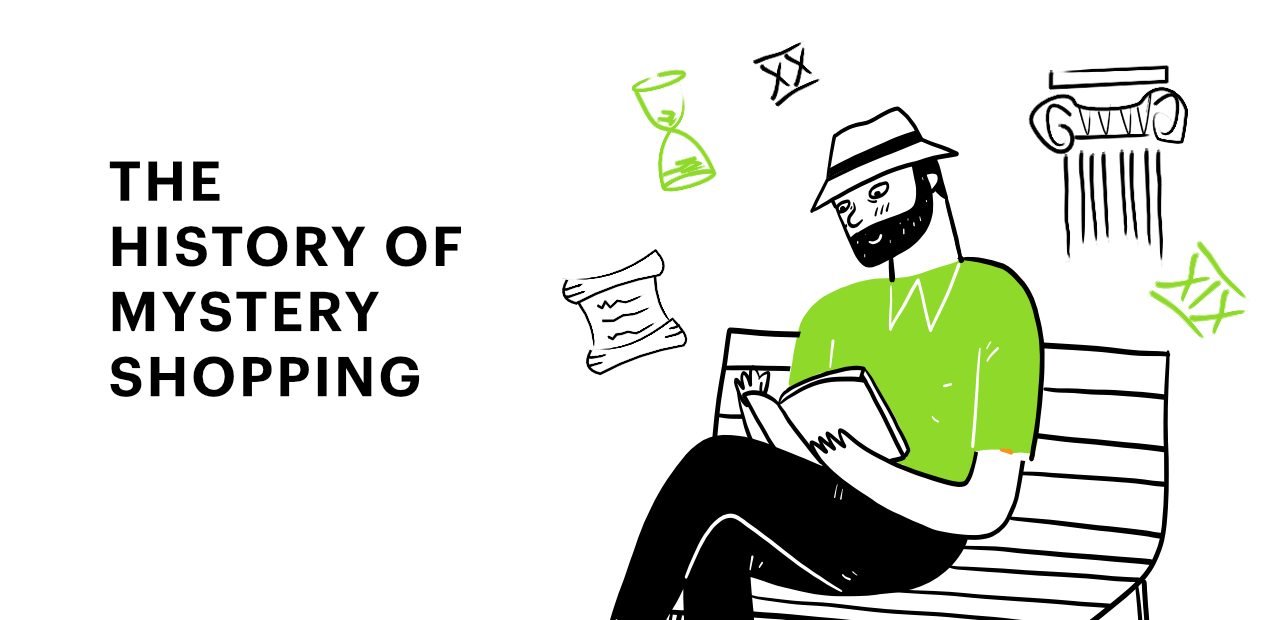 the history of mystery shopping