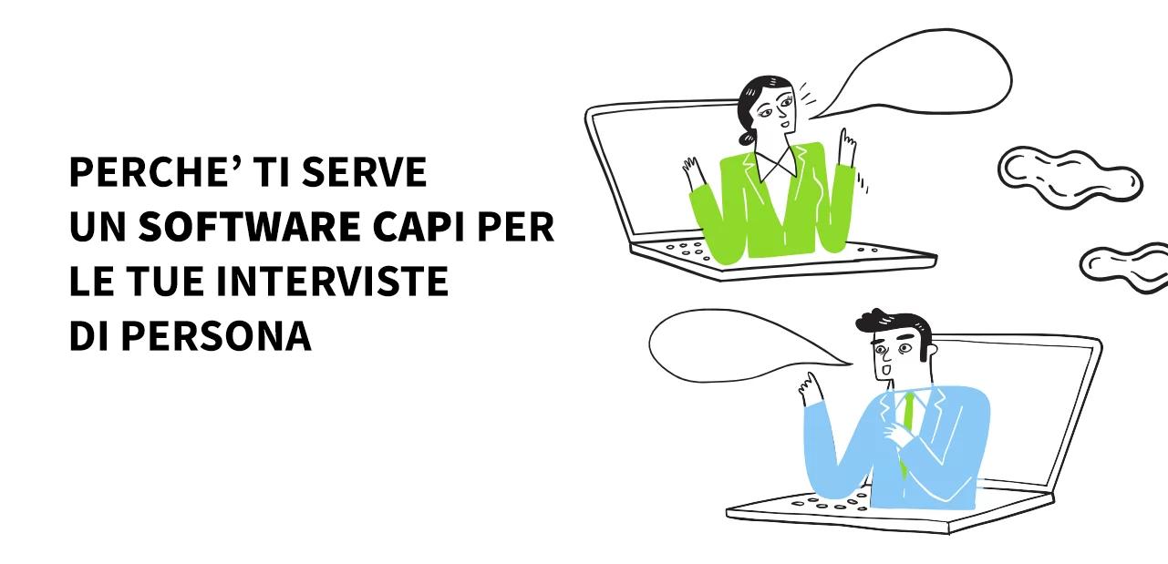 Perché hai bisogno di un software CAPI per le tue interviste di persona?